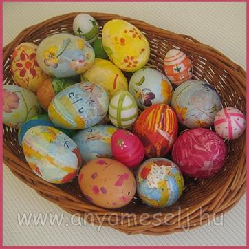 Mesés húsvéti kincsvadászat