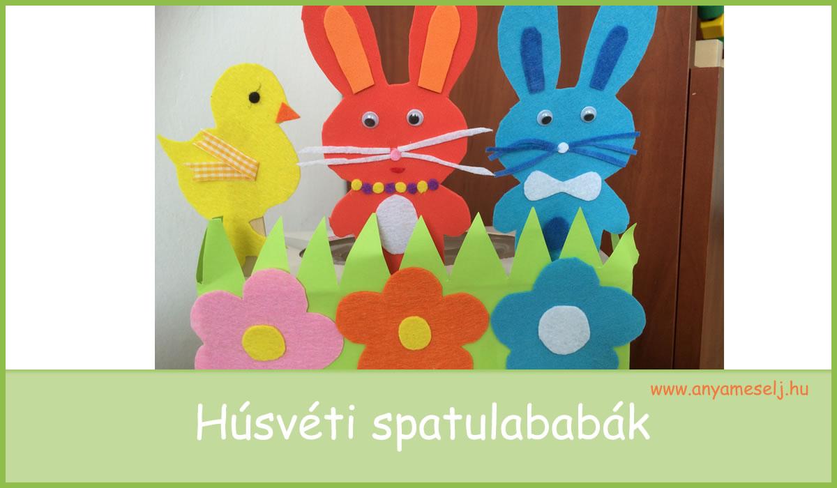 Húsvéti spatulababák
