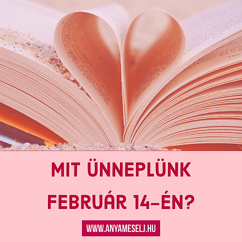 Mit ünneplünk február 14-én, ha gyermekünk van?