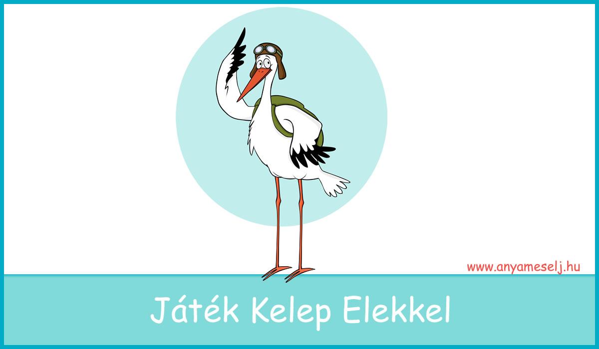 Játék Kelep Elekkel / videó