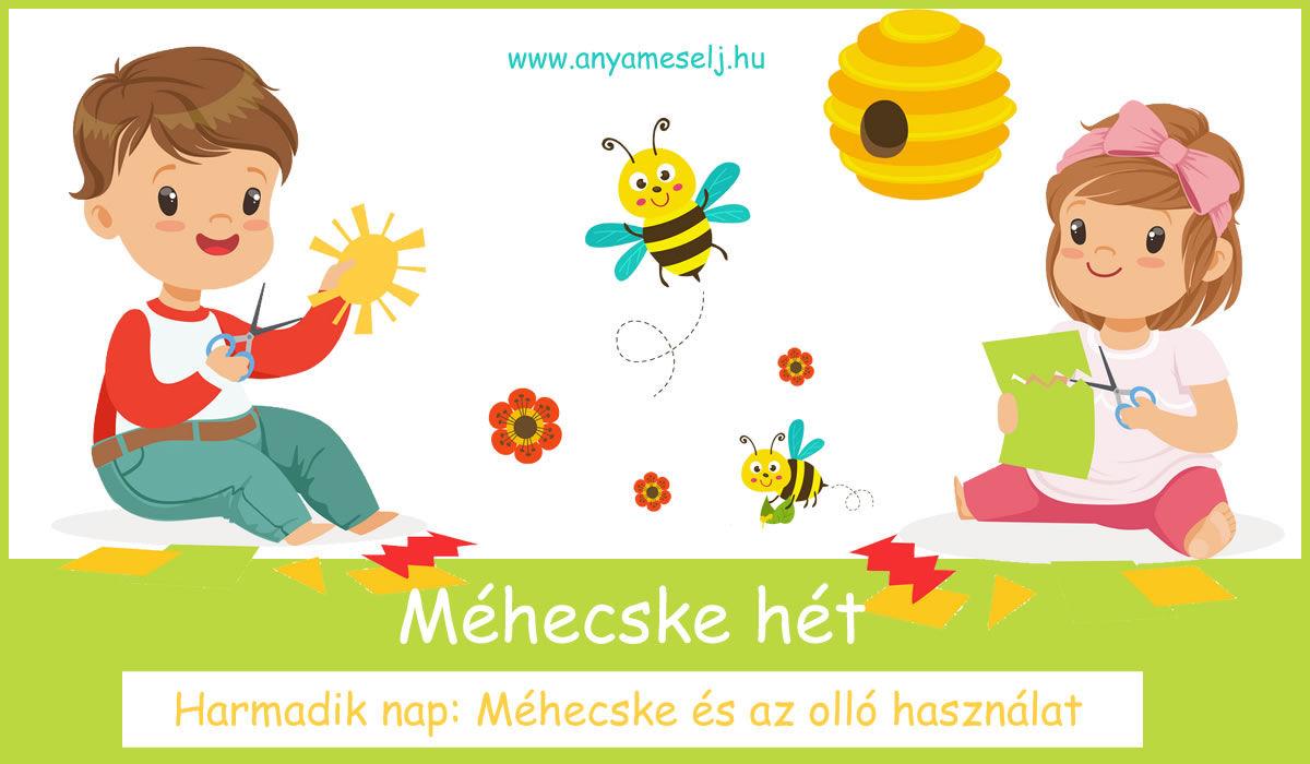 Méhecske hét – 3. nap