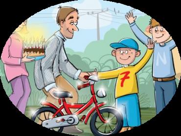 Bicikli túra a nagyihoz 1.rész/A fiúk merész ötlete