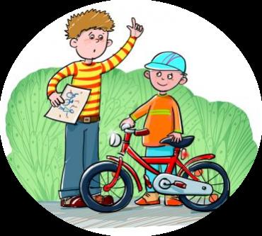 Bicikli túra a nagyihoz 2. rész/A bicikli és a biciklis felszerelése