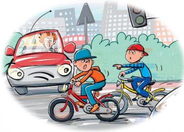 Bicikli túra a nagyihoz 4. rész/Miért fontos a szabályok ismerete?