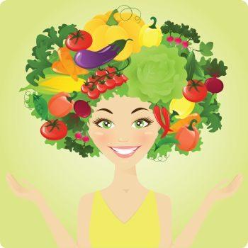 A zöldségtündér